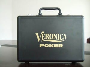Poker game for Veronica TV